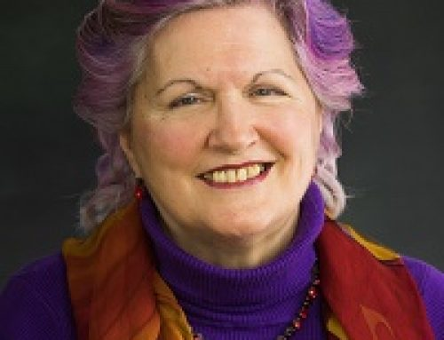 Dianne Connelly Ph.D,M.Ac.,L.Ac.